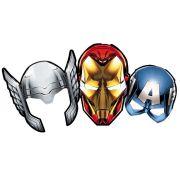 Máscara Avengers C 06 Regina