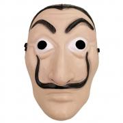 Máscara Halloween Dali