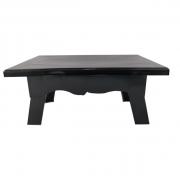 Mesa para Doces 20cmx14cmx10cm Preto