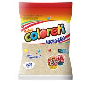 Micro Ball Branco Coloreti Jazam 500g