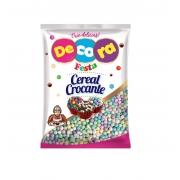 Mini Cereal Crocante 500g Color Candy Decora