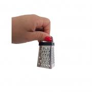 """Mini Ralador Inox 3"""" Yazi"""