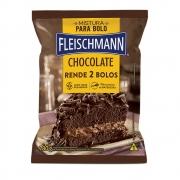 Mistura Bolo Chococolate 780g Fleischmann