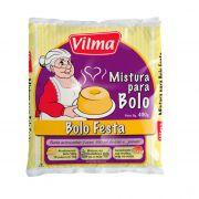 Mistura Bolo Festa 400g Vilma