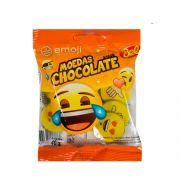 Moedas de Chocolate Emoji 40g Bel