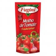 Molho de Tomate Sachet 340g Fugini