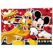 Painel 4 Lâminas Mickey Regina