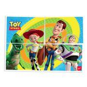 Painel 4 Lâminas Toy Story Regina