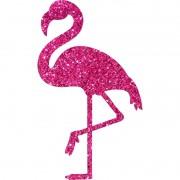 Painel Flamingo Silhueta Modelo 2 Piffer