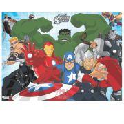 Painel Grande T.N.T Avengers 1,40 m x 1,03 m C 01 unid Piffer
