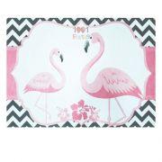 Painel Grande T.N.T Flamingo 1,40 m x 1,03 m C 01 unid Piffer