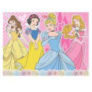 Painel Grande T.N.T Princesas 1,40 m x 1,03 m C 01 unid Piffer