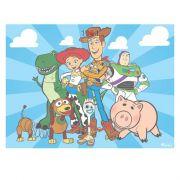 Painel Grande T.N.T Toy Story 1,40m x 1,03 m C 01 unid Piffer