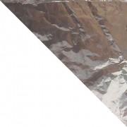 Papel Chumbo Prata 43,5cm x 59cm 03 unid Cromus