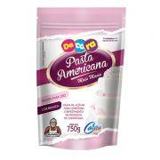 Pasta Americana Branca Decora Cacau Foods 750g