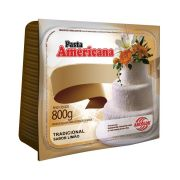 Pasta Americana Tradicional Arcolor 800g