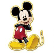 Personagem Decorativo Mickey Regina