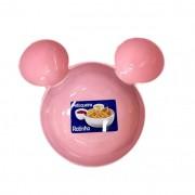 Petisqueira Ratinho Rosa Bebê