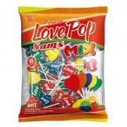 Pirulito Love Pop Coração Mix 600g Sam's