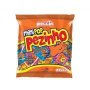 Pirulito Mini Pop Pezinho Sortido 200g Peccin
