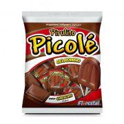 Pirulito Picolé Chocolate 550g Florestal
