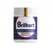 Pó Cintilante Dourado Verdadeiro 5g Brilhart