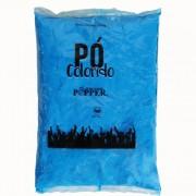 Pó Colorido Azul 100g Popper