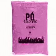 Pó Colorido Rosa 100g Popper