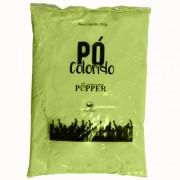 Pó Colorido Verde 100g Popper