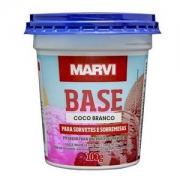 Pó para Sorvete Coco 100g Marvi