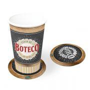 Porta Copos Festa de Boteco C 08 unid Festcolor