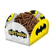 Porta Forminha Batman Geek c/40 unid - Festcolor