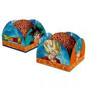 Porta Forminha Dragon Ball C 40 unid Festcolor