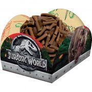 Porta Forminha Jurassic World C 40 unid Festcolor