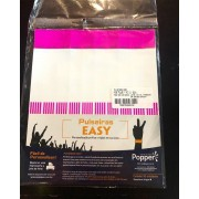 Pulseira Easy Pink Flúor C 50 unid Popper
