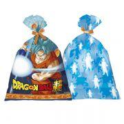 Sacola Plástica Dragon Ball  C 08 Festcolor