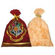 Sacola Plástica Harry Potter C 08 Festcolor