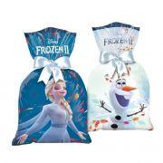 Sacola Surpresa Frozen 2 14cm x 27cm C 08 unid Regina