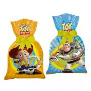 Sacola Surpresa Toy Story 14cm x 27cm C 08 unid Regina