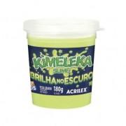 Slime Kimeleka Brilha no Escuro C 01 unid 180g Acrilex