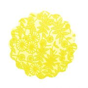 Tapetinho Amarelo N.07 C/100 unid. Vipel
