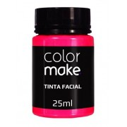 Tinta Facial Pink 25ml Colormake
