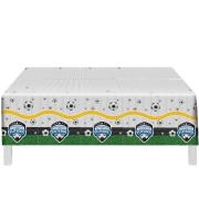 Toalha Plástica Apaixonados por Futebol Festcolor