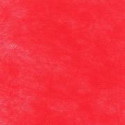 Toalha TNT Vermelho 80cm x 80cm C 05 unid