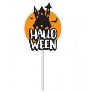 Topo de Bolo Halloween Grintoy