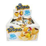Tortuguita Branco Recheio Sabor Chocolate 24 x 18g Arcor