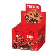 Trento Bites Ao Leite 12 x 40g Peccin
