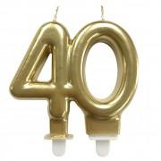 Vela Bodas Ouro 40 Festivela Mundo Bizarro
