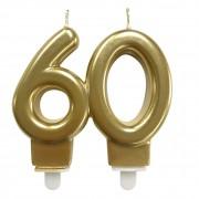 Vela Bodas Ouro 60 Festivela Mundo Bizarro