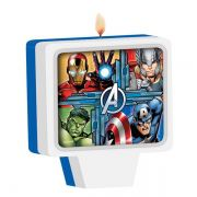 Vela Plana Avengers C 01 unid Regina
